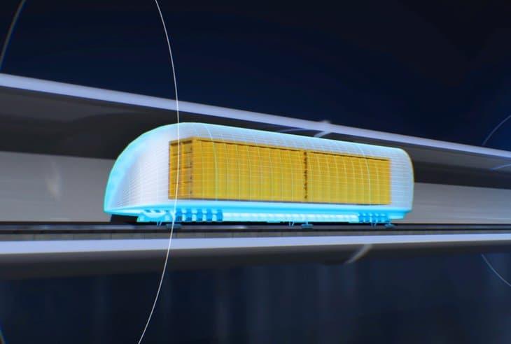 В Китай по трубе. На Дальнем Востоке хотят построить Hyperloop