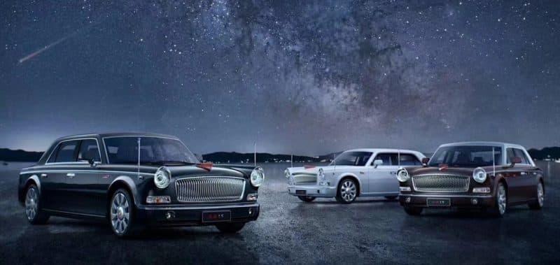 Самый дорогой китайский автомобиль продают по цене двух Rolls-Royce