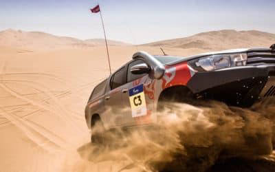 Герои песка и гравия: Toyota представляет ралли-рейд «Шелковый путь 2018»